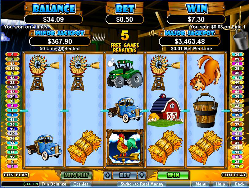 slot games with bonus rounds play for free