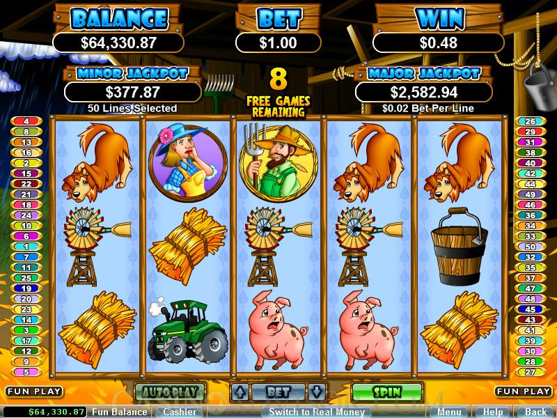 Free Slot Triple Twister