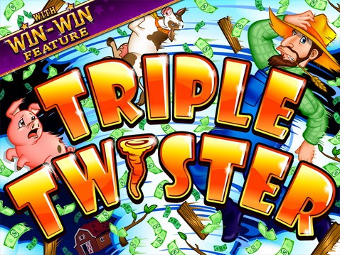Triple Twister Logo